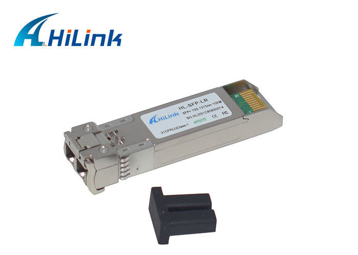 1310nm 10km LR Cisco Compatible SFP+ Transceiver Module , 10Gigabit Ethernet SFP+